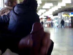 Dickflash in public 19
