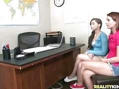 Bright young Eighteen years old girls (Reality Kings » Pure 18)