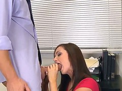 Professor Jack Lawrence helps his students Lily Carter to integrate into a new class