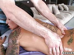 hot christy mack loves wrapping her lips around a cock