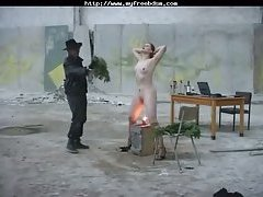 Bdsm servitude slave wax domination