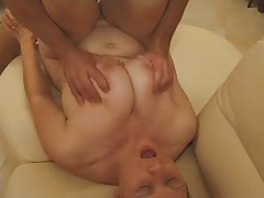 Sexy chubby mature orgy