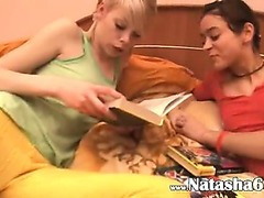 Alice and Natasha french teens