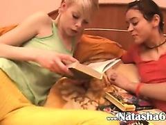Alice and Natasha french teens